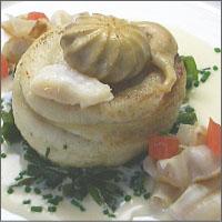 魚貝料理  口いっぱいに広がる奥深い魚貝類の味わい  ¥1,836~