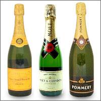シャンパン  パ-ティやお祝いには欠かせません